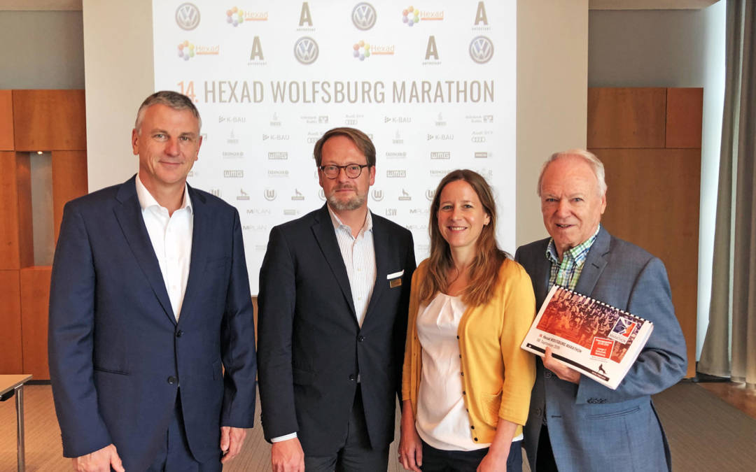 14. Hexad Wolfsburg Marathon am 08. September: